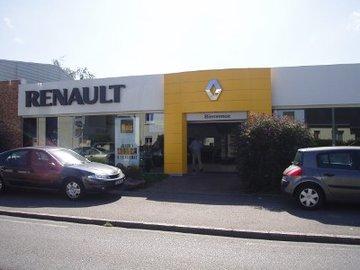 Lize agences renault details occasion for Garage jules verne nantes